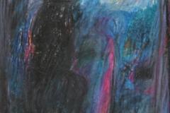 15387, Norwegen, Wachskreiden/Papier, 1969, 65x50 cm