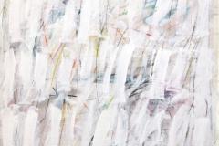 14093, Modern Weiß, Aquarell/Papier, 84x62,5 cm