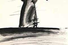 11713, Golf, Aquarell/Papier, 1975, 48,5x61 cm