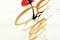 14049, Modern, Aquarell/Papier, 1968, 38x28 cm