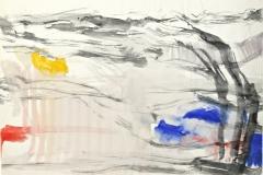 14275, Modern, Aquarell/Papier, 30,5x43 cm