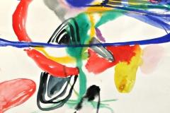14330, Modern, Aquarell/Papier, 42x29,5 cm