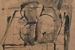 14595, Modern, Aquarell/Papier, 40x31,5 cm
