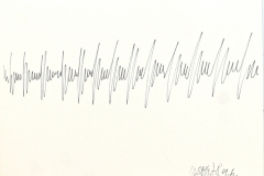 14894, Modern, Tusche/Papier, 1978, 13,5x18 cm
