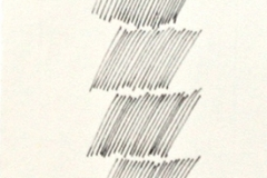 14905, Modern, Tusche/Papier, 1978, 34x11,5 cm